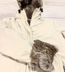 Woolrich Boulder jacket s krznom u kapuljaci