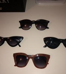 4 para sunčanih naočala zara