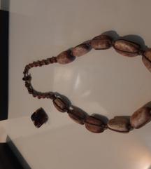 Kamena duga, ogrlica