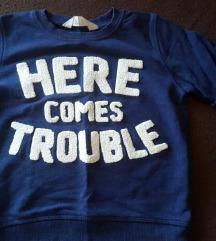 Majica H&M Trouble 98/104