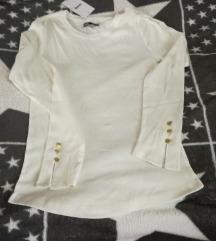 Bijela majica-nova xl-rezervirano