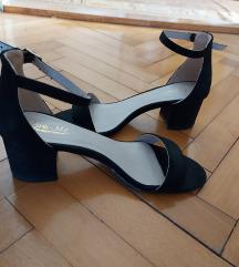 Cipele s malom petom