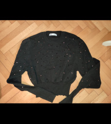 Zara pulover sa spajkovima