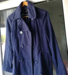 H&M plava jakna, 42