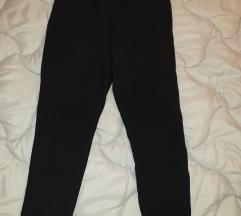 Crne tajice hlače