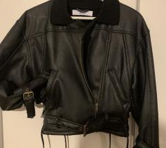 Zara kozna jakna Xs