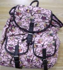 Novi ruksak sove