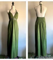Devi zelena haljina