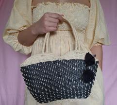 Pletena ljetna torba