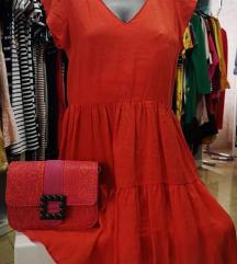 Ljetna haljina s etiketom
