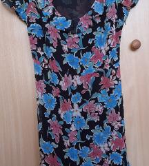 Zara lagana ljetna cvjetna haljina, XL