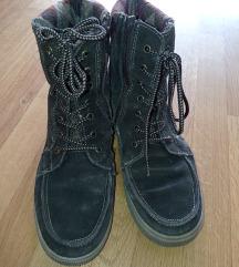 Soliver čizme brušena koža 39