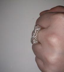 Srebrni prsten AKCIJA