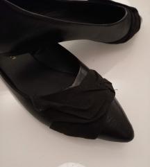 NOVO crne balerinke s mašnom