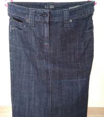 %%% Armani jeans suknja