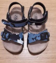 Kozne sandale br. 27