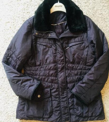 Tamnoplava prijelazna jakna vel L