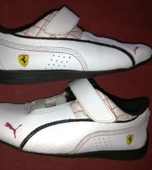2x - Puma Ferrari + Puma crne tenisice br. 27