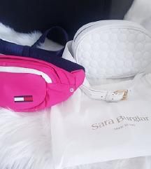 hilfiger i Sara Burglar pojasne torbice