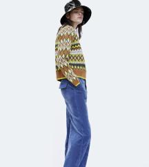 Zara pulover NOVO