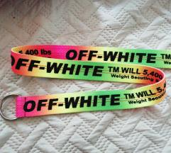 OFF WHITE remen🌺