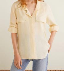 Mango bluza s etiketom