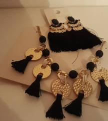 Novi set ogrlica i naušnice