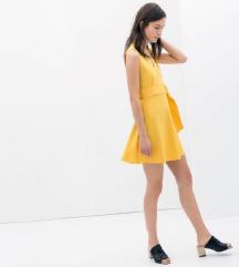 Žuta haljina Zara