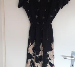 Crna haljina m