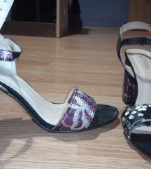 Cvjetne sandale 38
