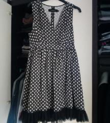 Crno bijela haljina, nova