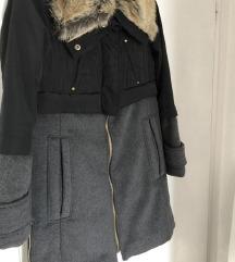 Zara kaput jakna S-novo