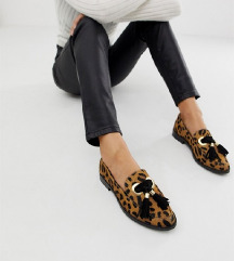 Leopard ravne cipele - novo