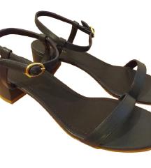NOVE MANSUR GAVRIEL tamno plave sandale
