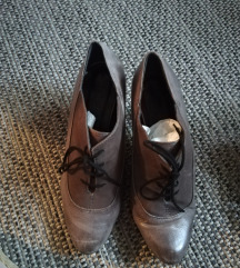 Kožne cipele Peko