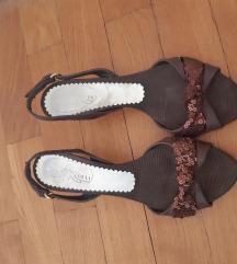 Sling sandale Lauro Fedeli 38