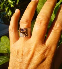 German Kabirski unikatni prsten