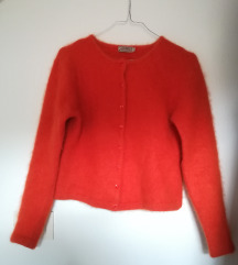 Narančasta Vesta/majica Angora