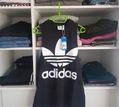 Adidas duža majica s etiketom