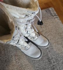 Čizme bijela