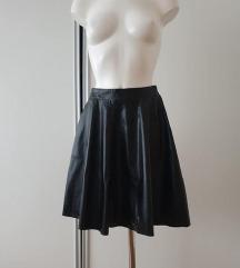 Nova kožna suknja, vel S/M