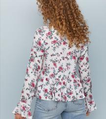 H&M cvjetna bluza - NOVA (s etiketom)