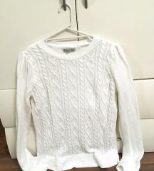 Stradivarius Bijeli pulover novi 🤗