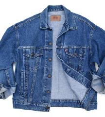 Vintage denim Levis jakna