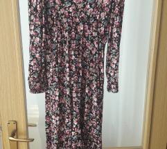 Asimetrična duga haljina