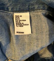 Proljetna jakna, traper jakna H&M