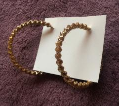 ❗️ RASPRODAJA ❗️ Zlatne naušnice