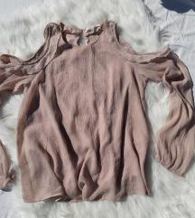 Bluza otvorenih ramena