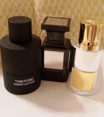 T.Ford  Ombre Leather Metallique Oud Wood Intense
