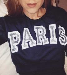 Missguided crop top sweatshirt
